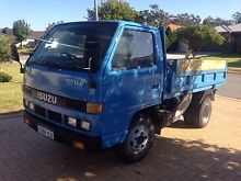 1988 Isuzu Elf 3 way tipper Maida Vale Kalamunda Area Preview