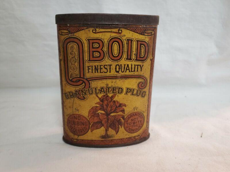 Qboid  Smoking Tobacco pocket tin