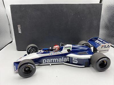 1/18 Minichamps BMW Dealer Exclusive 1983 Brabham BT52 Piquet F1 World Champion