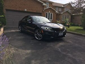 BMW 228i X- Drive M-Sport  With Winter Wheels and Rims