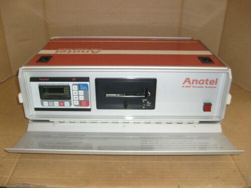 Anatel A-100P Portable Total Organic Carbon Analyzer FG10100-01
