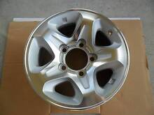 TOYOTA LANDCRUISER 79 SERIES GXL ALLOY WHEEL  [   1   ONLY   ] Wallsend Newcastle Area Preview