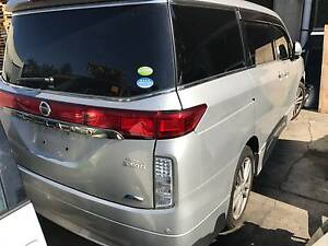 Nissan Elgrand e52 parts wrecking e52 elgrand 2010 spares Kingswood Penrith Area Preview