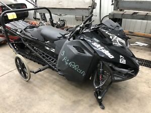 "2013 SKI DOO SUMMIT X 163""  ********* PARTING OUT"