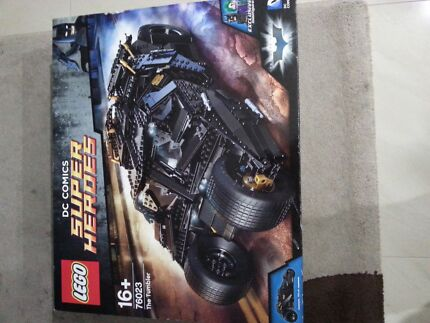 LEGO BATMAN TUMBLER Adelaide CBD Adelaide City Preview