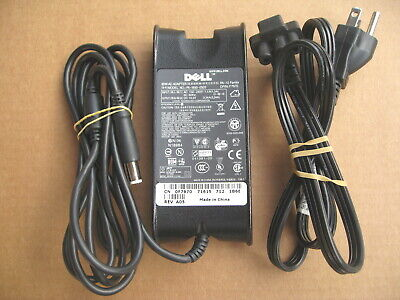 DELL OEM 65W AC Laptop Adapter Power Supply Charger PA-12 FREE SHIPPING!!!!!