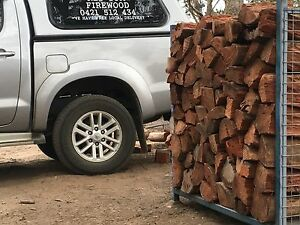 FIREWOOD……………REDGUM………DOUBLE SPLIT FOR PIZZA OVENS ALSO Moonee Ponds Moonee Valley Preview