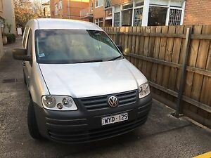VW Caddy, Sports Dual Automatic 2009 Elwood Port Phillip Preview