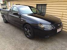 2007 Falcon BF MkII Ute RWC & 6mths Reg $6650 Windsor Brisbane North East Preview