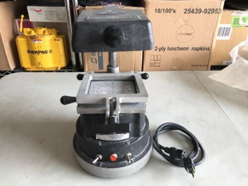 Keystone Single Chamber Dental Vacuum Former for Mouth Guard, used works great