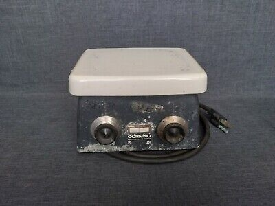 Corning Pc-351 Hot Plate Magnetic Stirrer