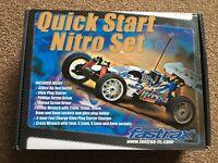 FAST691 Quick Start Nitro Starter Set Fastrax