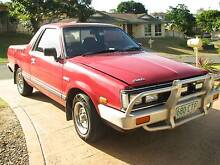 1992 SUBARU BRUMBY UTILITY Springfield Ipswich City Preview