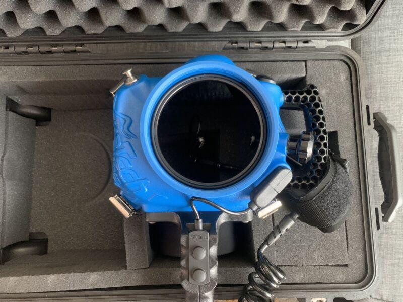 Aqua Tech Elite 5D MKIII Under Water Housing for Canon 5D Mark III