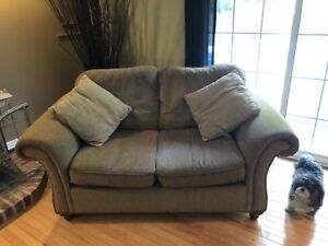 Sofa and love seat by Concordian (Reid's furniture)