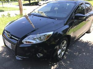 REDUCED 2013 FORD FOCUS