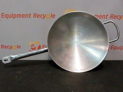 Cooktek Induction Wok Saute Pan 14 Stainless Steel Cookware Restaurant
