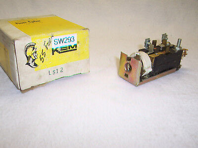 NORS Ford Headlight Switch - 1955 Ford, truck & T-Bird - Motorcraft SW-293