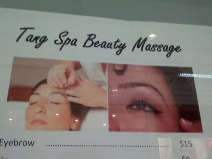 Tang Spa Beauty Massage Millers Point Inner Sydney Preview