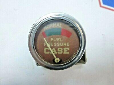 Nos Vintage Case Tractor Fuel Pressure Gage