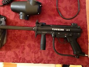 Paintball Tippmann A5 NEG