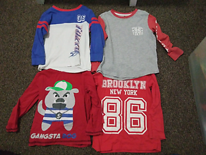 Long sleeve tops size 3 Northgate Brisbane North East Preview