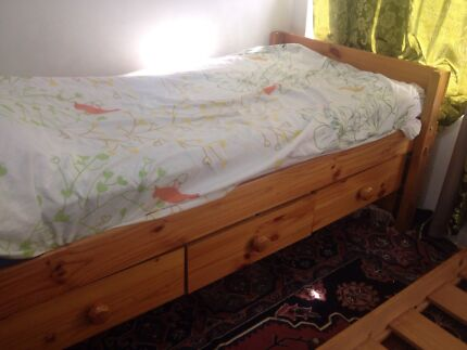 3 in 1 trundle bed  Kenwick Gosnells Area Preview