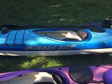 Mirage Sea Kayaks Smithfield Cairns City Preview