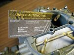 UNITED CARBURETOR