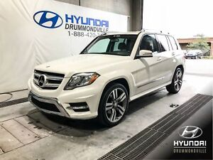 MERCEDES-BENZ GLK-350 4MATIC + CUIR + WOW !