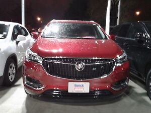 2018 Buick Enclave Premium just 335 km AWD Red like NEW