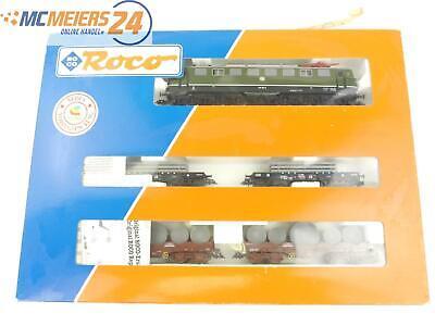 16x H0-Gleichstrom Radsätze//Achsen für ROCO;Lkdm 10,4mm A:24,75mm e.i.,GS//DC NEU