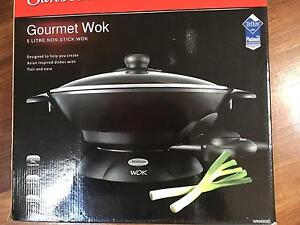 New electric wok Waverley Eastern Suburbs Preview