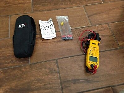 UEI TEST INSTRUMENTS DL379B CLAMP METER, used for sale  Moorestown