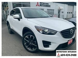 2016 Mazda CX-5 GT; Local BC vehicle!