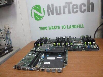 Dell PowerEdge R620 Motherboard Mobo Server Board H47HH 0H47HH w/ fm487