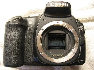 CANON 20D CAMERA W/CANON WIDE STRAP for sale  Sarasota