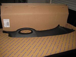 Ford F150 Black Right Passenger Front A Pillar Grab Handle Bezel OEM 2004-2008