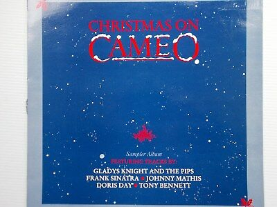 Various Artists - Christmas On Cameo - Promo only LP / Mint condition / J Cash
