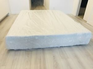 "$400 New Zinus Memory Foam 12"" Mattress"