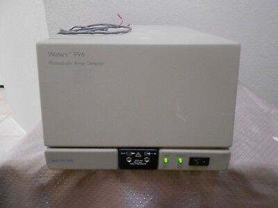Waters 996 Photodiode Array Uvvisible Hplc Detector W An Analog Cable Nice