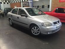 2005 Holden Astra Classic, Immaculate Condition Throughout Ingleburn Campbelltown Area Preview