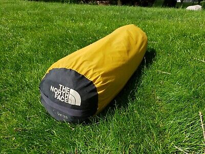 The North Face VE-25 Vintage (1996) Summit Gold Expedition Tent w/ TNF Footprint