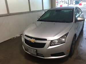 2014 Chevrolet Cruze 2LT Leather, loaded, certified