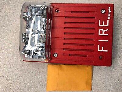 Simplex 4903-9256 Fire Alarm Hornstrobe 110cd