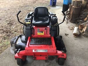 "Massey Ferguson 50""  zero turn ride on lawn mower Mittagong Bowral Area Preview"