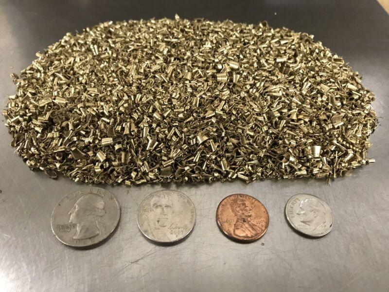 Brass Shavings 1 LB Pound Fine Orgone Organite Metal Healing