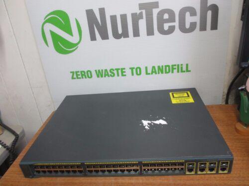 Cisco Catalyst 2960g Series Ws-c2960g-48tc-l Switch