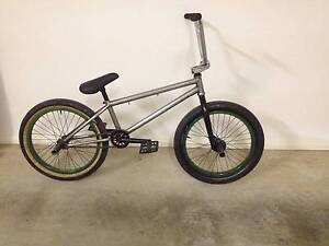 CHEAP CUSTOM BMX- PROFILE HUBS- 3 WEEKS OLD Toowong Brisbane North West Preview
