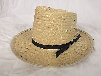 AMISH STRAW HAT SIZE Extra Large Brand New Dutchman (Large Size Mens Hats)